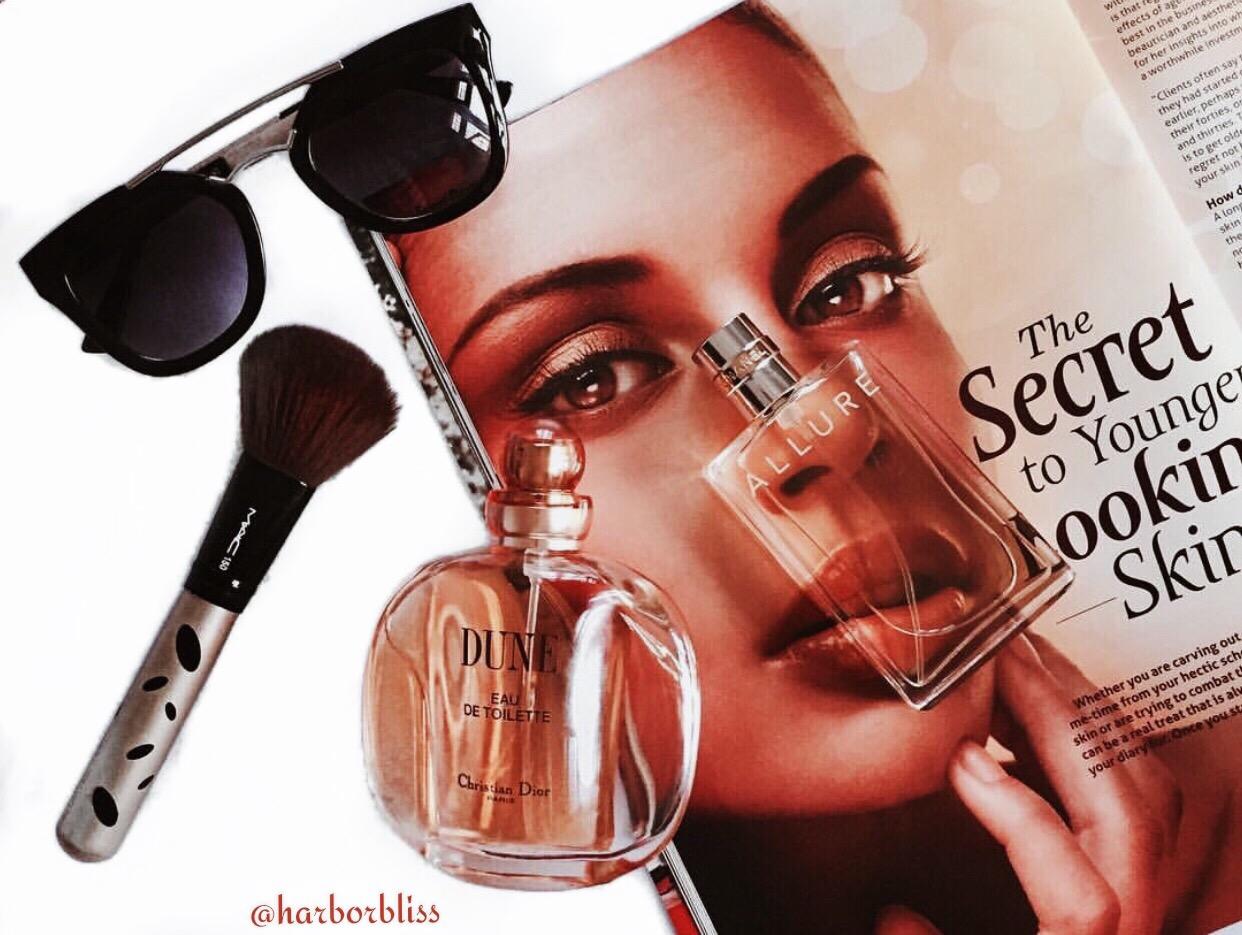 Review My Favorite Perfume Brands